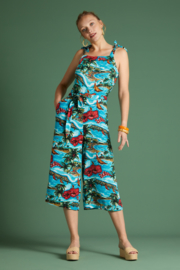 King Louie - Chrissie Jumpsuit Great White