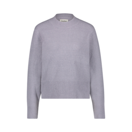 Another Label - Dee knitted pull Lilac grey