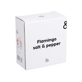 Flamingo Peper & Zout stel