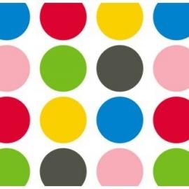 Tafelzeil Dots (1,40m)