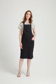 Dominika Pinafore dress