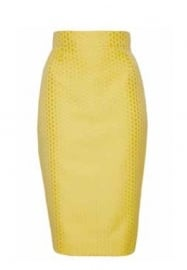 Pencil skirt Honeycomb