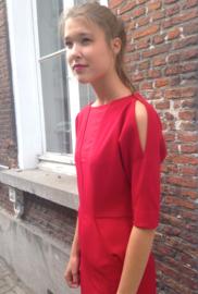 Trixy Dress - Red