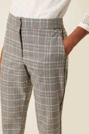 Great Plains - Paradis check trousers