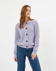 Minimum - Affie Cardigan languid lavender