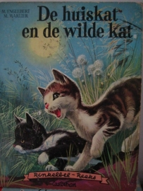 Rinkelbel-Reeks: De huiskat en de wilde kat