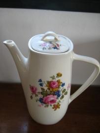 Koffie- of theepot Boch bloemen