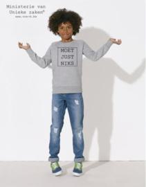 MuZ - Unisex sweater voor kinderen