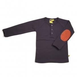 Elbove t-shirt bruin