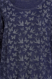 Yumi - Swallow tunic dress