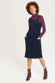 Inga corduroy pinafore dress