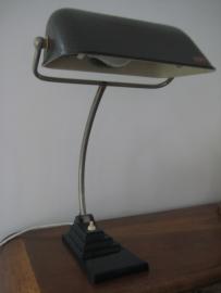 Art-deco bureaulamp van Erpe