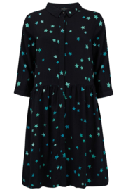 SH - Nicky star batik shirt dress