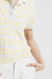 Mu - Big stripes irina polo