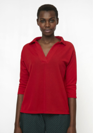 Compania Fantastica - Polo top red