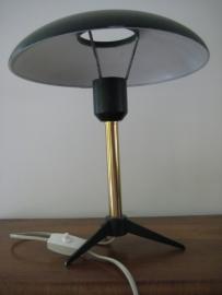 Phillips Louis Kalff lamp, donkergroen