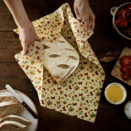 Beeswax - XL-breadwrap Floral