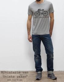 MuZ - T-shirt Bike like a Boss