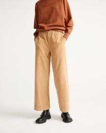 Thinking Mu - Camel Maia Pants