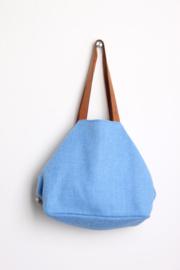 Emma Martin - Classic Bag Pastel Blue
