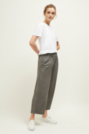 GP - California wide cropped trousers