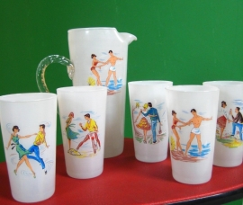 Fifties Lemonade Set