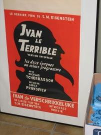 Ivan Le Terrible Poster