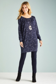 Yumi - Swallow tunic dress