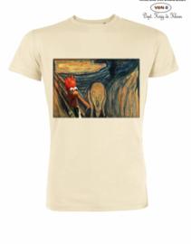 MuZ - T-shirt Scream