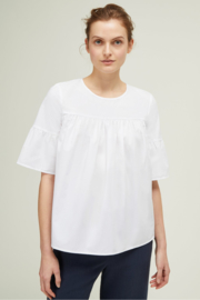 GP - White poplin shirt