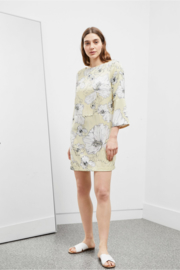 Great Plains - Tropical Flora dress