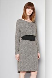 Imogen Herringbone dress