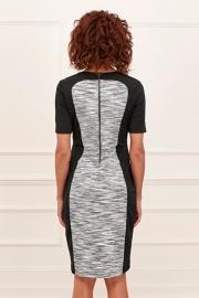 Flicker Jersey Pencil Dress