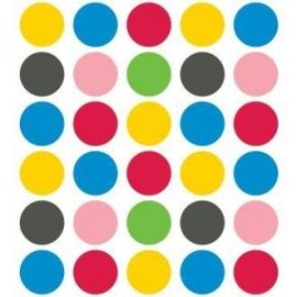 Plakplastic big dots