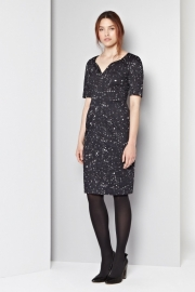 City scape dress