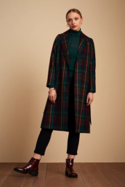 King Louie - Robin Coat Larousse Check