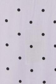 Ichi - Marrakech lilac top dots