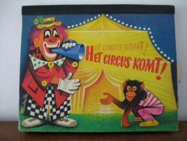 Kubasta Pop-up boek `circus` coll. item
