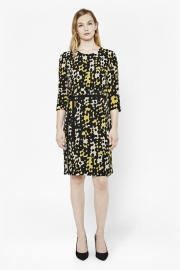 Pogo flippy shift dress