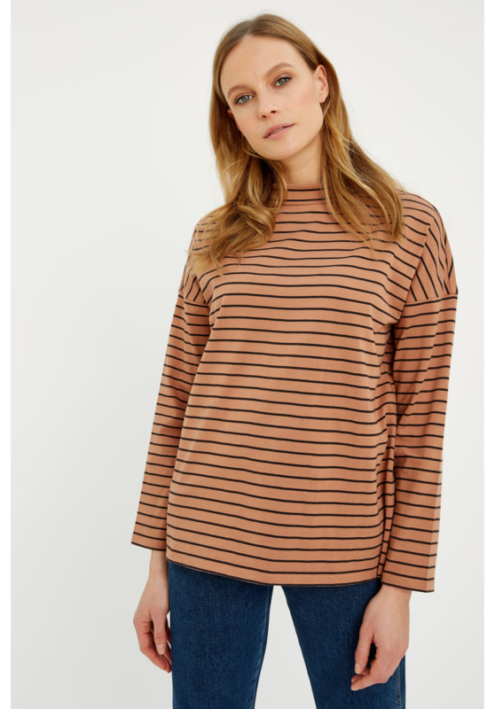 People Tree - Leah Stripe Top
