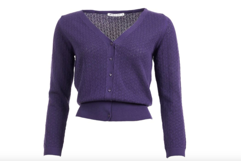 Froy&Dind - Cardigan Gerdy light purple