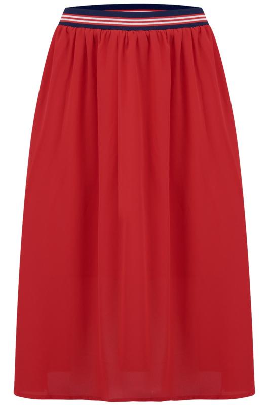 SH - Gia skirt red