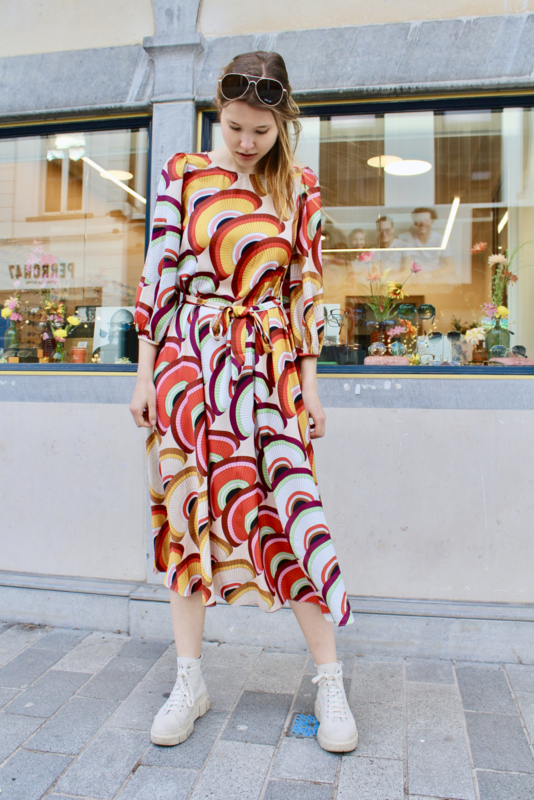 Traffic People - Willow Dress
