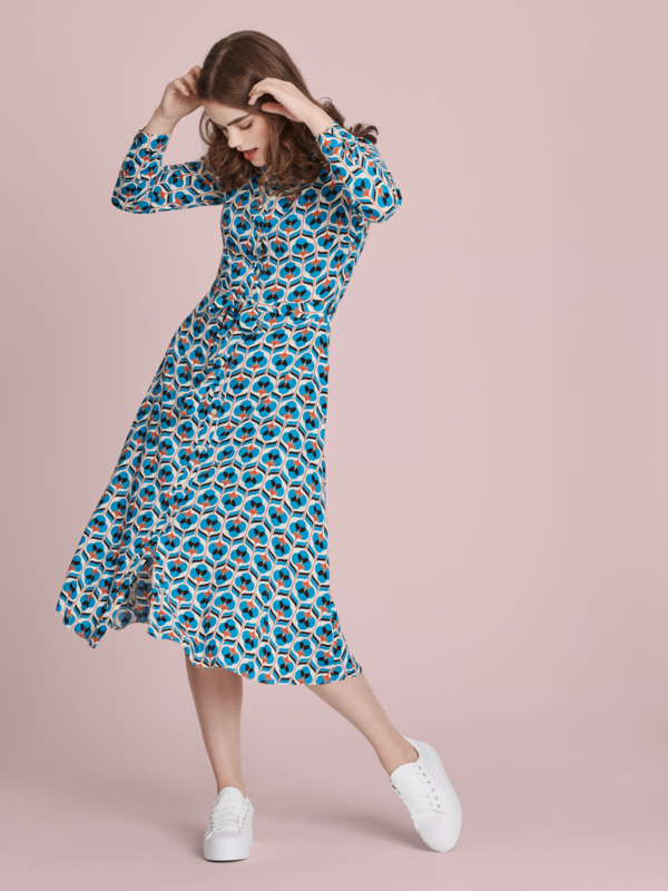 Yeye - Wild Open dress