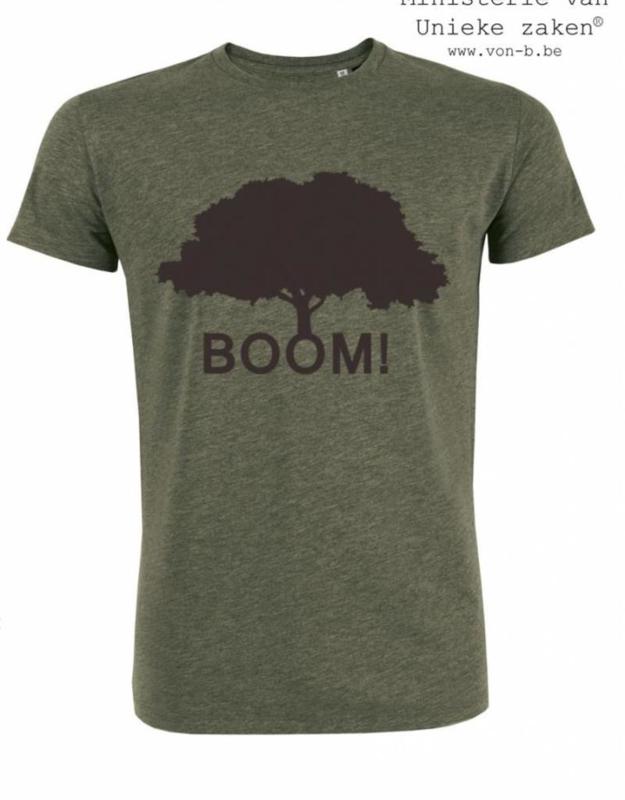 MuZ - T-shirt Boom