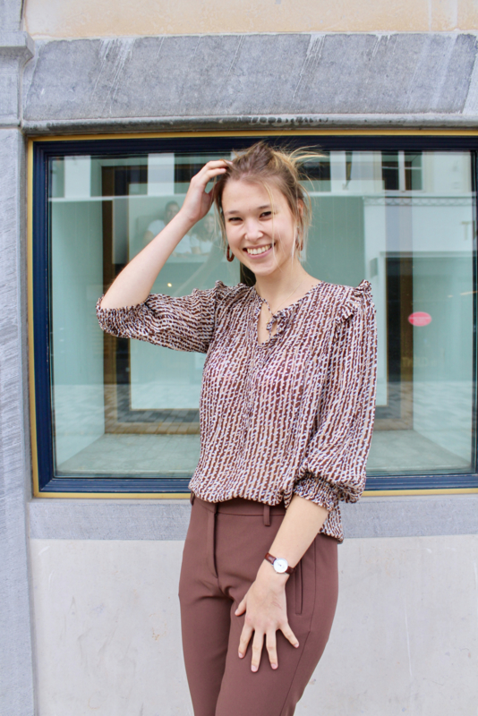 Levete Room - Kadia shirt