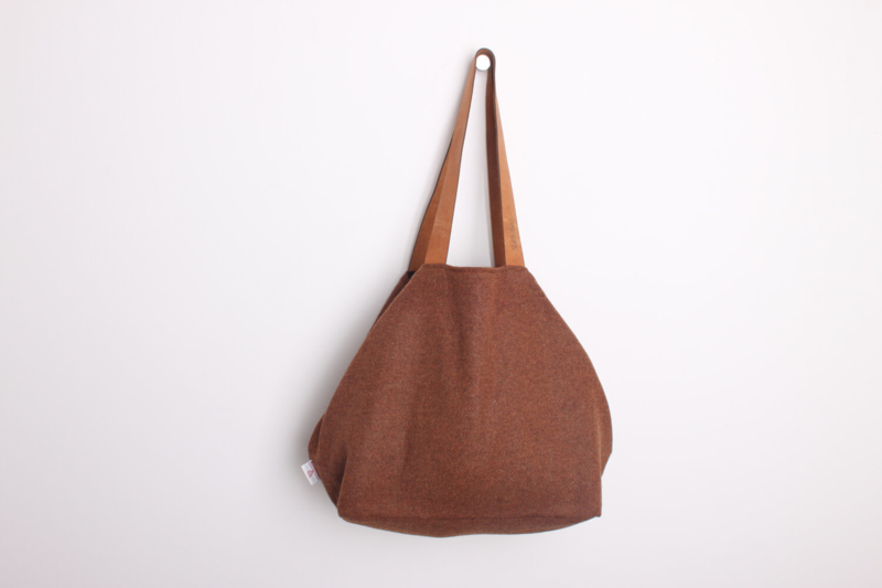Emma Martin - Classic Bag Camel