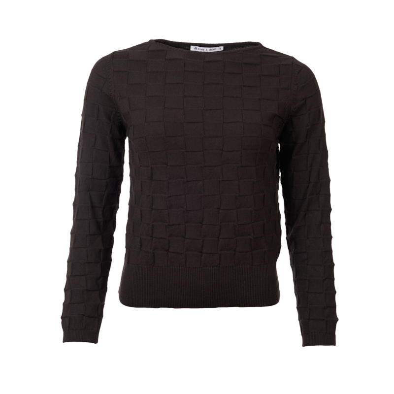 Froy&Dind - Sweater Rina Black