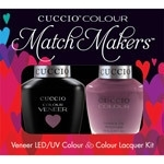 Cuccio Peace and Love Purple