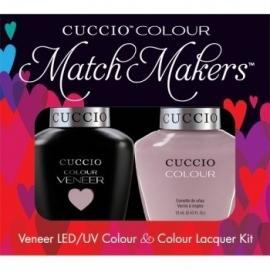 Cuccio Longing for London